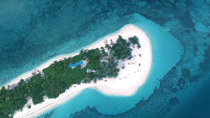White Sands Island Bintan