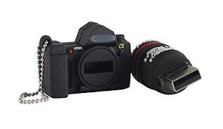 Flashdisk unik bentuk kamera slr