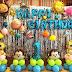 cách tổ chức tiệc sinh nhật đơn giản tại nhà cho bé yêu