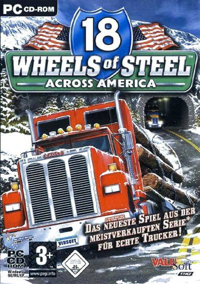 18 Wheels of Steel Across America pc full español no iso