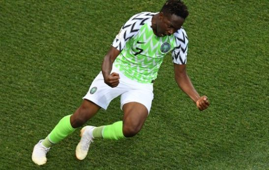 #WorldCup 2018: Nigeria's first goal gets nominated for Best Goals