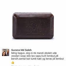 zeodari soap sendayu tinggi