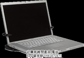 筆電防盜框架