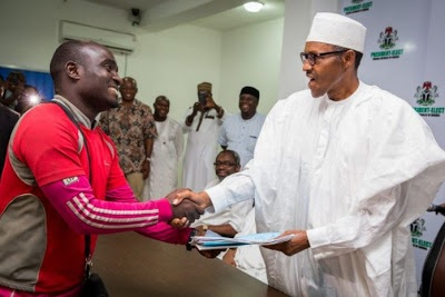 I Regret Trekking For Buhari – Trekker Who Trekked From Lagos To Abuja For Buhar Laments