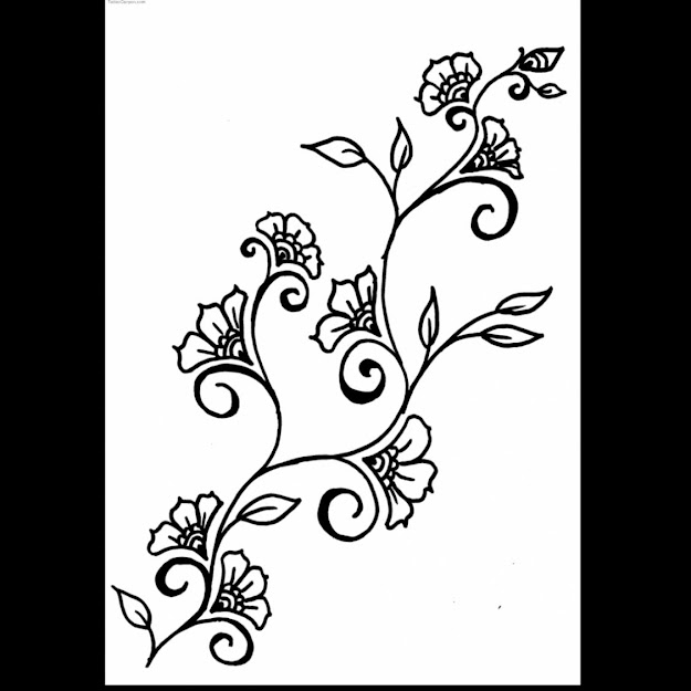 Best free hawaiian flower coloring pages images coloring for Coloring pages of hawaiian flowers