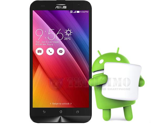 Resmi, daftar ponsel Asus yang mendapatkan update Android v6.0 Marshmallow pada kuartal kedua tahun ini
