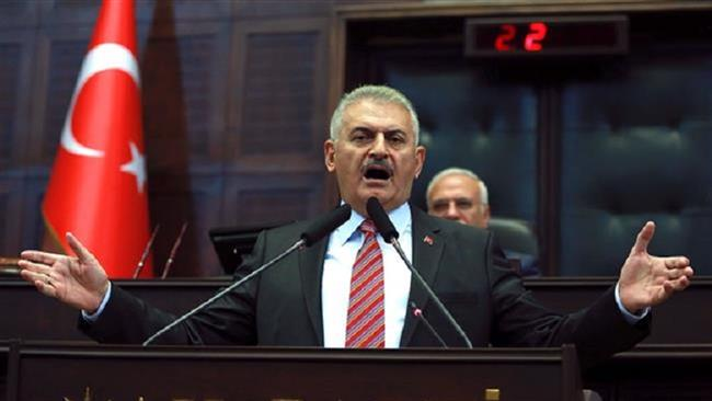Turkey's Prime Minister Binali Yildirim wants Germany to choose bilateral ties or coup supporters