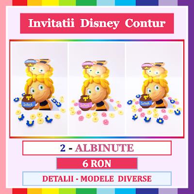 http://www.bebestudio11.com/2017/11/invitatii-gemeni-2-albinute-disney.html