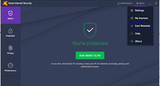 Avast IS Premier License Free