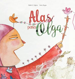 Alas para Olga, del guatemalteco Rubén E. Nájera Contreras