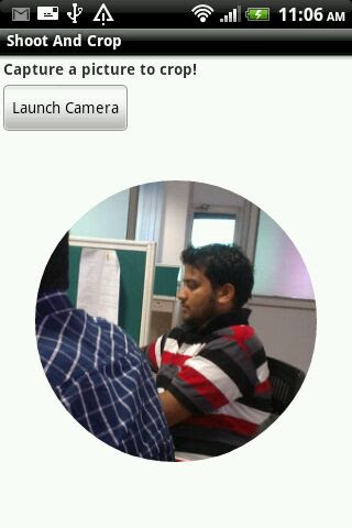 Crop image in circular shape in android ~ Android Developer Blog