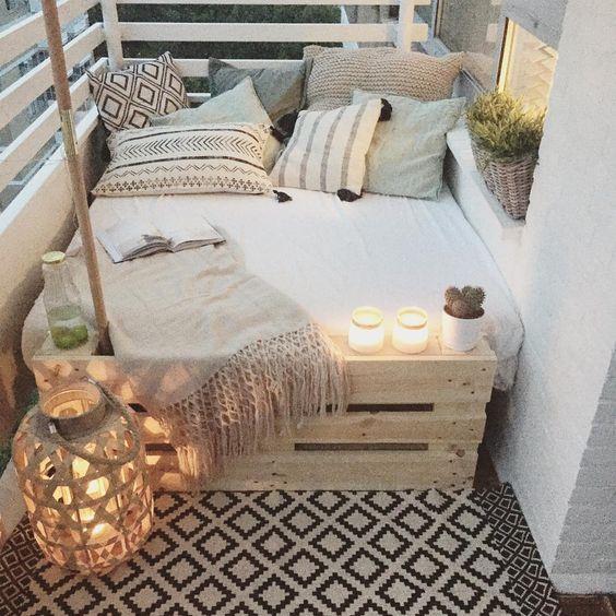balcon détente