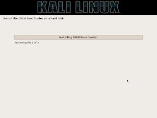Cara Instal Kali Linux Versi Terbaru