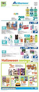 Albertsons Weekly Ad October 17 - 23, 2018