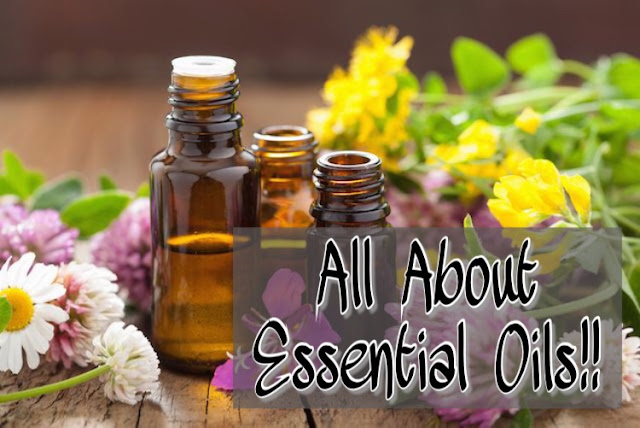 All About Essential Oils!! image