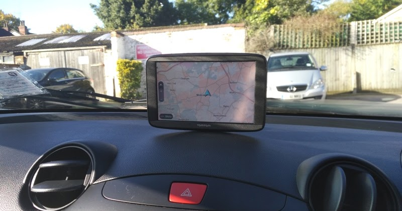 tomtom start 62 6 inch touch screen car sat nav gadget. Black Bedroom Furniture Sets. Home Design Ideas
