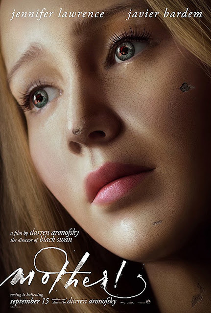Sinopsis Film Horror Mother! (2017) - Jennifer Lawrence
