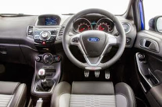 Ford Fiesta ST 2014 UK Release Date Interior