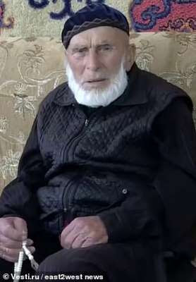 World's Oldest Man Dies At The Age Of 123 (Photos)