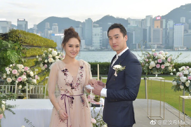 Gillian Chung Michael Lai register wedding