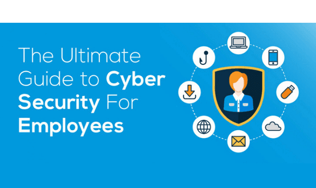 The Ultimate Guide to Cyber Security For Employees