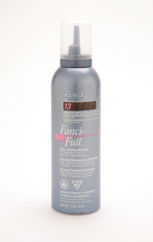 Roux Fanci-Full Color Styling Mousse 13 Chocolate Kiss.jpeg
