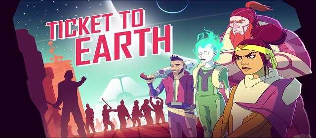 Ticket to Earth android rol oyunu