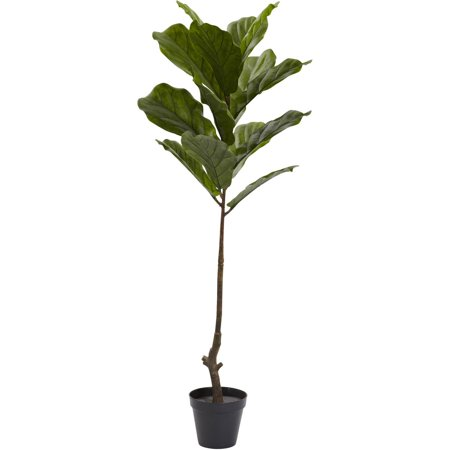 Faux fiddle leaf from Walmart