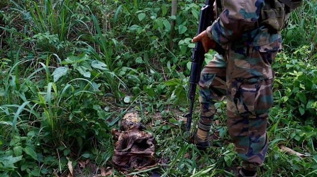 United Nations investigators finds five mass graves in Congo amid ethnic violence