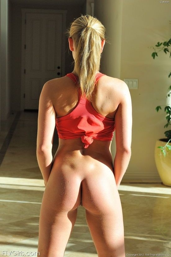 Girls sperm nude g string
