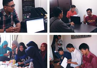 Antusias Anak Muda Banten Dalam Seleksi Crew Kremov