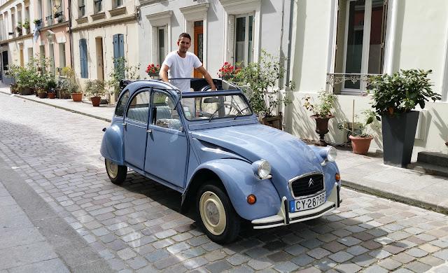 private car service paris