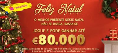 Raspadinha Feliz Natal 2017