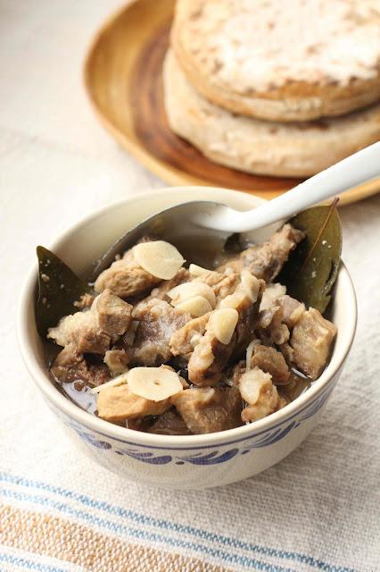 carne de vinha d'alhos recette