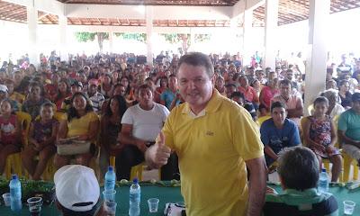 Anapurus: Candidato a prefeito Julio César ganha de 6 X 0 no TRE/MA