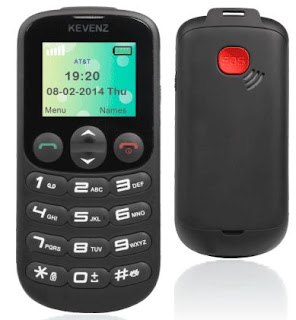 kevenz km100 senior cell phone