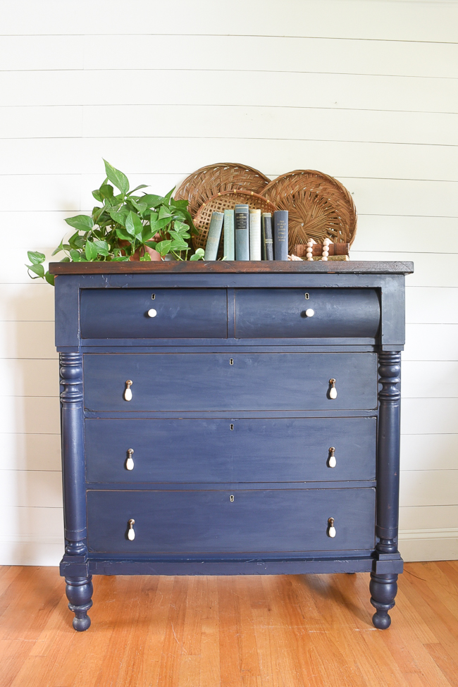 Empire dresser makeover
