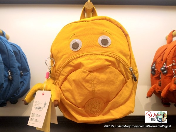Cute Kipling Backpack