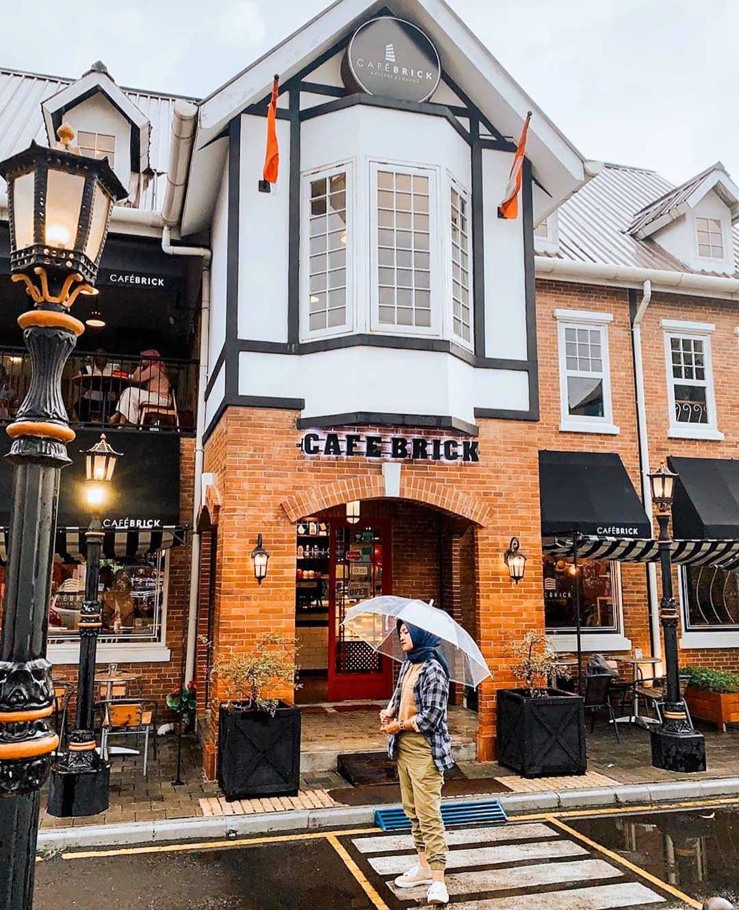 Cek Lokasi dan Harga Menu Terbaru Cafe BRICK Jogja 2020