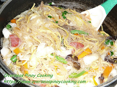 Bam-e or Bam-I? Pansit Bisaya How to Cook