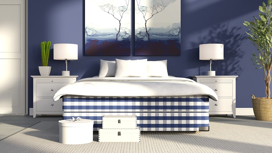 Dónde colocar la cama para buen Feng Shui