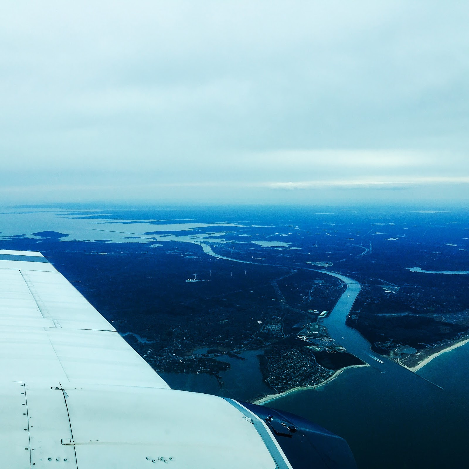 Istaboa's Waypoints: Cold Day In Nantucket