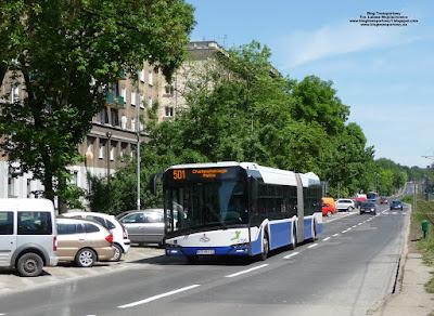 Solaris Urbino 18, MPK Kraków