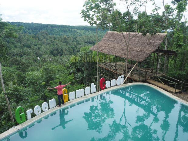 Green Gumuk Candi Songgon Banyuwangi Wisata Alam Di Kaki Gunung