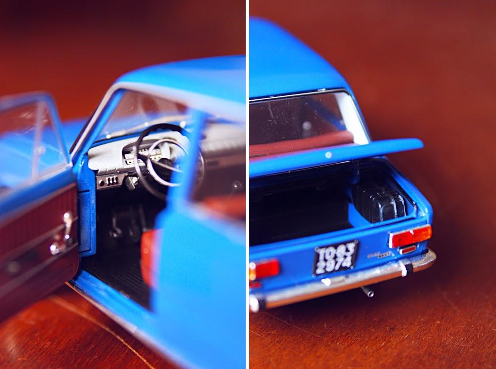 1/18 Ist Models Fiat 124