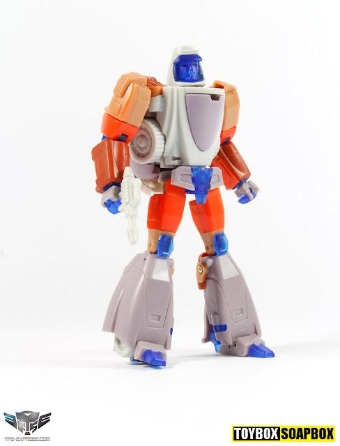 x-transbots ollie v2 fix