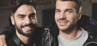 Claudio e Mario insieme a Uomini e Donne
