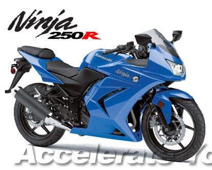 Cicilan Grand New Avanza G 2017 Boleh Untung: Kredit Motor Kawasaki Ninja 250 R