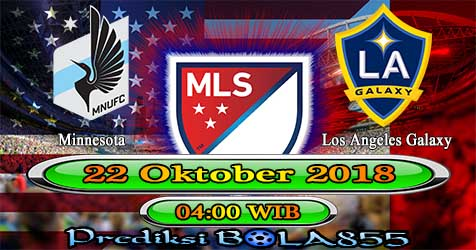 Prediksi Bola855 Minnesota vs Los Angeles Galaxy 22 Oktober 2018