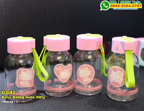 Botol Beling Hello Kitty